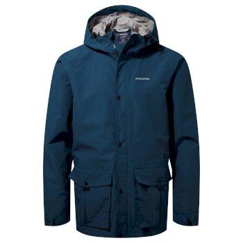 Craghoppers Ashland Weatherproof jacket (Poseidon blue, Parka green, Burnt Whisky) for £30.60 delivered using code @ Craghoppers