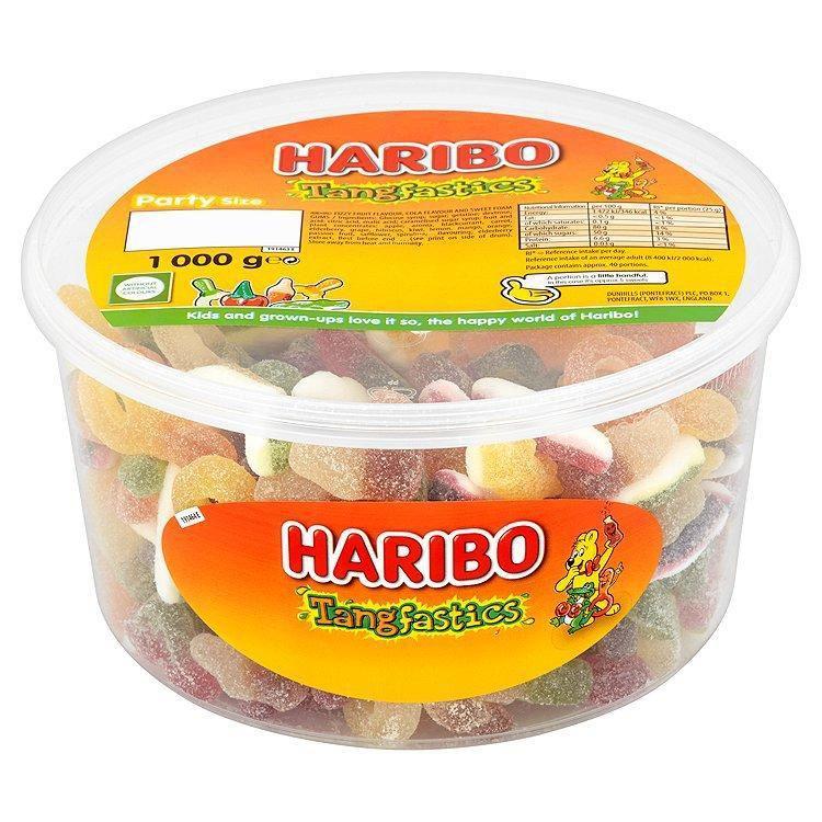 Haribo Tangfastics Tub 1kg £2 @ B&M Small Heath