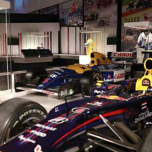 Entry for Two Adults at Silverstone Interactive Museum - £30, using code @ BuyAGift