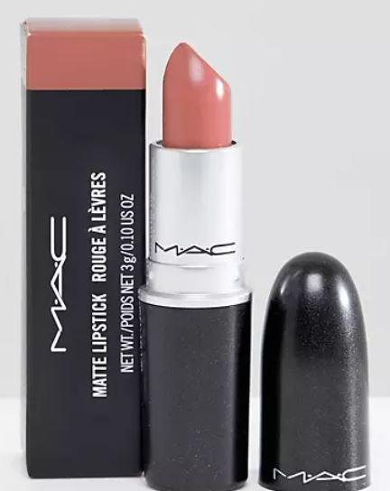MAC Matte Lipstick - Velvet Teddy 3g £9.37 with code on ASOS