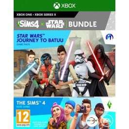 The Sims 4 Star Wars: Journey To Batuu - Base Game and Game Pack Bundle (Xbox One) £8.95 at The Game Collection