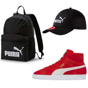 PUMA End of Season Sale - Up to 50% Off + Extra 25% Off using code + Free delivery on £45 (otherwise £3.95) + Free Returns @ PUMA