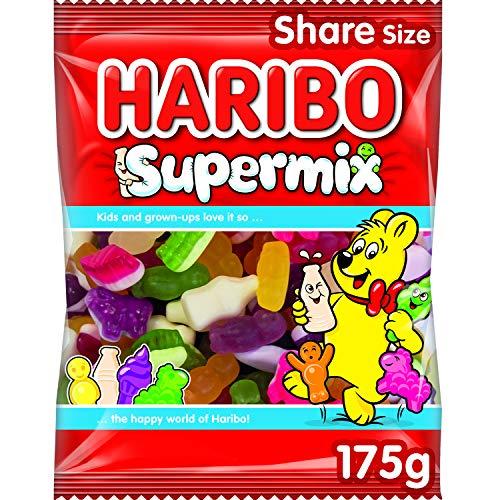 Haribo Supermix 175g - 79p Prime (+£4.49 Non-Prime) @ Amazon