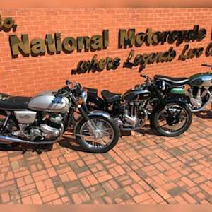 Visit to The National Motorcycle Museum for Two Adults £9.95 / £8.95 with code @ Virgin Experience Days
