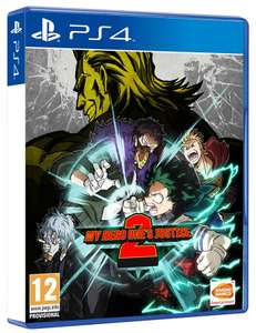 My Hero's One Justice 2 (PS4) - £14.85 Delivered @ ShopTo