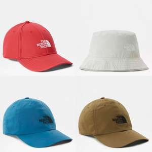 The North Face Baseball caps from £9 or Reversible Hat £9.90 delivered @ The North Face