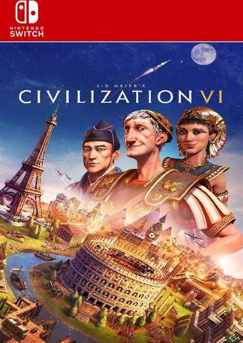 Sid Meier's Civilization VI (Switch) £10.99 @ CDKeys