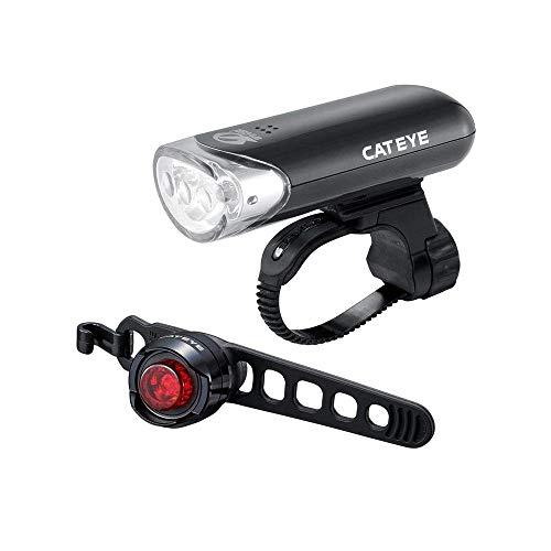 CatEye Black El135 and Orb Road Bike Light-Set - £10 Prime (+£4.49 Non-Prime) @ Amazon