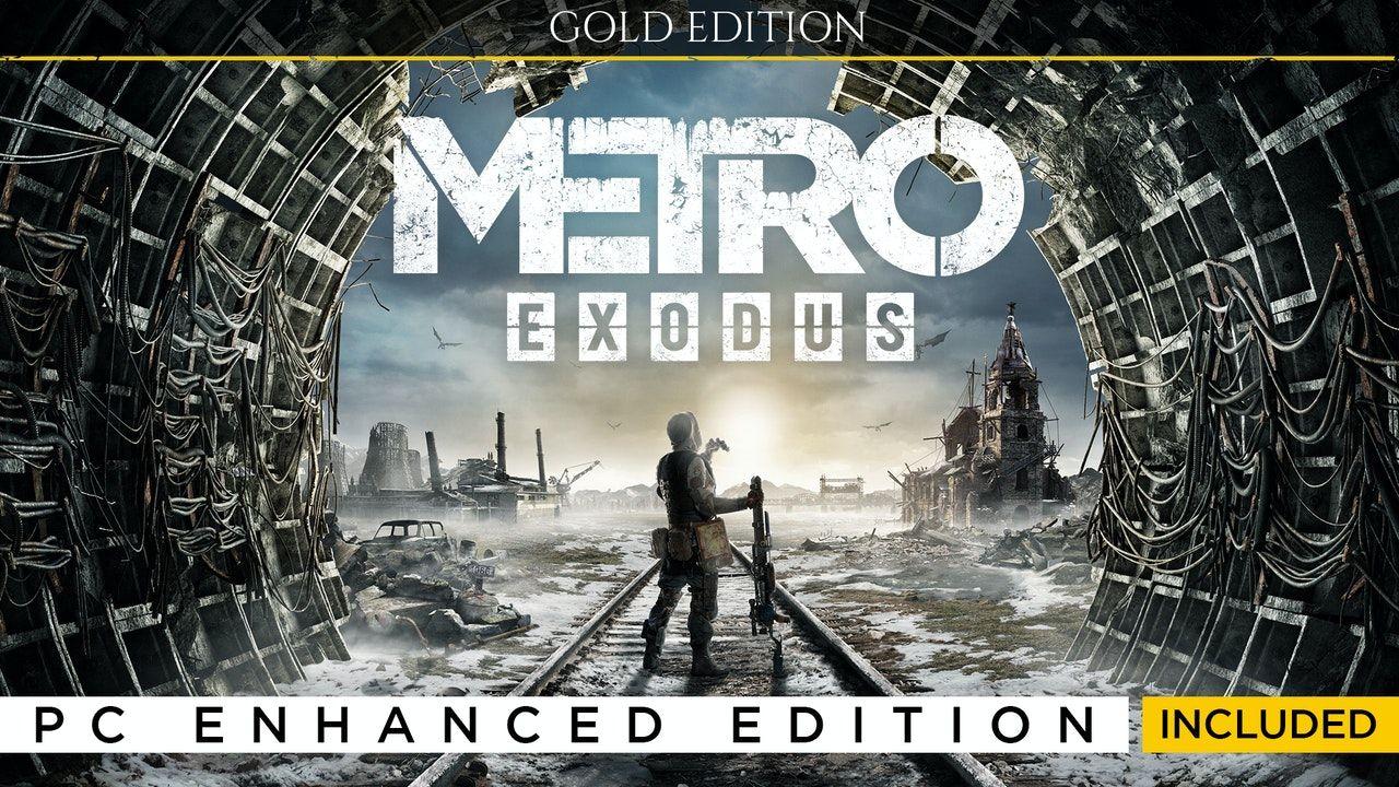 [Steam] Metro Exodus Gold Edition (PC) - £8.60 @ Fanatical
