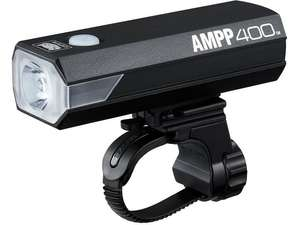 Cateye AMPP 400 Front Bike Light - £12.50 (More reductions in OP) @ Halfords (Free Click & Collect)