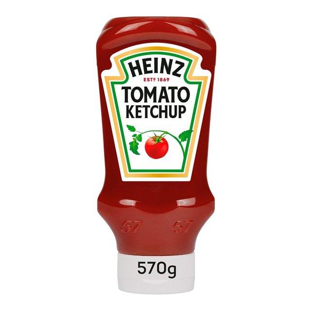 Heinz Tomato Ketchup 500ml £2 @ Morrisons