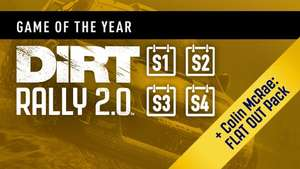 DiRT Rally 2.0 Game of the Year Edition (Steam PC) £3.99 @ Fanatical