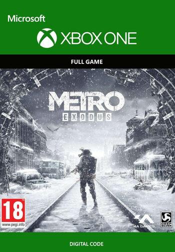 Metro Exodus Xbox One - Series S/X (Via VPN) - £7.73 @ Xbox Store Brazil