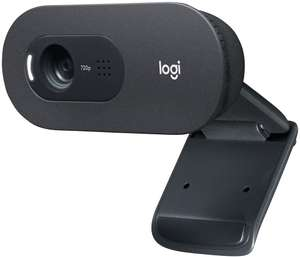 Logitech C505 720p HD Webcam for PC / Mac - £29.99 (free click & collect / delivered) @ Currys PC World
