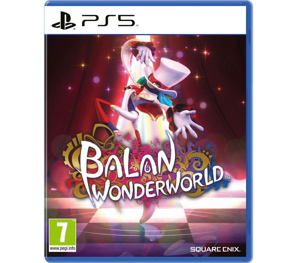 Balan Wonderworld - (PS5/PS4/Switch) £9.97 @ Currys