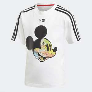 Children's adidas Mickey Mouse T-shirt - £10.11 Delivered Using Code + Free Delivery Via The Creators Club (Free to join) @ adidas