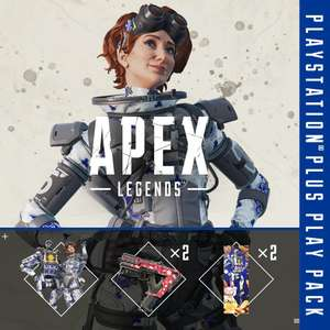 Apex Legends™: PlayStation®Plus Play Pack (PS4) Free @ PlayStation Store