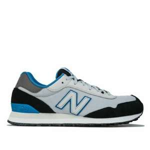 Men's New Balance 515 Classic Lightweight Cushioned Trainers in Grey Size 8, 9, 10 £24.60 delivered with code @ g.t.l_outlet / ebay