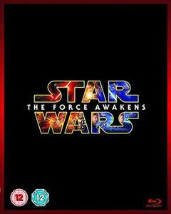 Star Wars, Episode VII - The Force Awakens (12) 2015 Darkside Limited Edition Blu-Ray - Used - £1.00 + Free Collection @ CeX