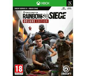 XBOX Tom Clancy's Rainbow Six: Siege Deluxe Edition - £9.97 delivered @ Currys PC World