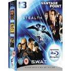 S.W.A.T. / Stealth / Vantage Point Blu Ray Triple Pack - £24.99 @ 365 Games