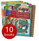 Alexander McCall Smith Collection - 10 Books RRP: £73.90, Now: £9.99 + P&P £3.50 @ The Book People
