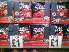 300 Saga Tea Bags for £1 @ Pound Empire
