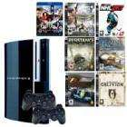 PS3 Bundles with 2 Extra Games and Extra SixAxis Controller from £424.99 to £549.99 Or Less