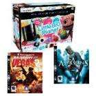 Tesco PS3 80gb console with little big planet + 2 free games £292.97 inc free delivery exc. quidco
