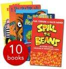 Children's Poetry Collection - 10 Books £6.50 delivered @ Bananas !