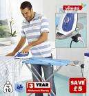 Viva Express Smart+ Ironing Board £19.99 @ Lidl