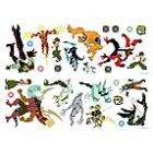 B&Q Childrens Bedroom Stick-arounds & Caselio Creative Stickers in-store down to £1