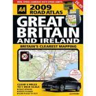 2009 AA Great Britain & Ireland Road Atlas 49p @ Home Bargains