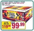 Guitar Hero World Tour Complete Band Edition Wii, Xbox 114.99 at Makro