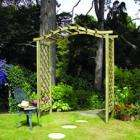 Grange Elite Portico Arch (Pergola) was £160.00 now £80.00 @ Wilkinsons (Free Delivery to local store or £5.50 direct to home)
