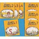 Jolly Phonics Workbooks: Books 1-7 £6.89 delivered at Amazon