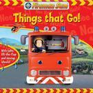 Postman Pat, Fireman Sam and Thomas the tank engine board books @ poundland