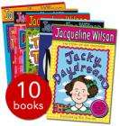 Jacqueline Wilson collection  £11.99 @ The book People (10 books RRP £59.90)