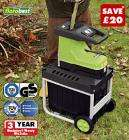 Garden Shredder, 2500 Watt, self feeding. £79.99 @ Lidl