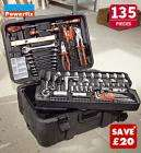 Tool Case - 135 Pieces £49.99 @ Lidl
