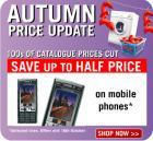 Autumn Price Update : 100s of price cuts @ Argos !