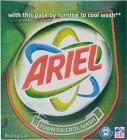 Ariel Washing powder - biological 2.24Kg £4.00 @ Asda