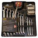 Halfords professional ratchet spanner set, half price at £39.99