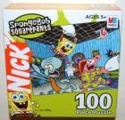 SpongeBob SquarePants and Pirates of the Caribbean 100 piece puzzle £1 each @ Poundland