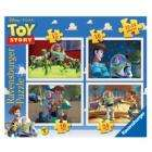 Official Disney - Toy Story four in a box puzzles £4.80 @ Debenhams Delivered