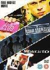 Smart Action - Fight Club/The Usual Suspects/Memento DVD  £6.43 @ TheHut