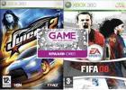 Fifa 2008  (XB360) + Juiced 2 (XB360) + 2000 Reward Card Points £59.98 Instore @ GAME