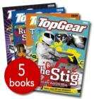 Top Gear Activity Set (5 Books) £4.99 delivered @ The Book People