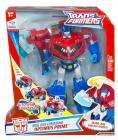 Transformers Roll out Optimus Prime Animated Figures £24.99 @ Matalan