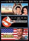 Bill Murray Triple - Groundhog Day/Ghostbusters/Stripes 3 DVD Boxset £5.93 + Free Delivery @ The Hut